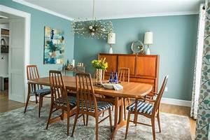 mid century modern dining room transitional dining With mid century modern dining rooms