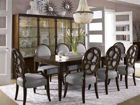 11 Dining Room Set by Drexel Heritage Giasana 11 Pc Dining Room Set