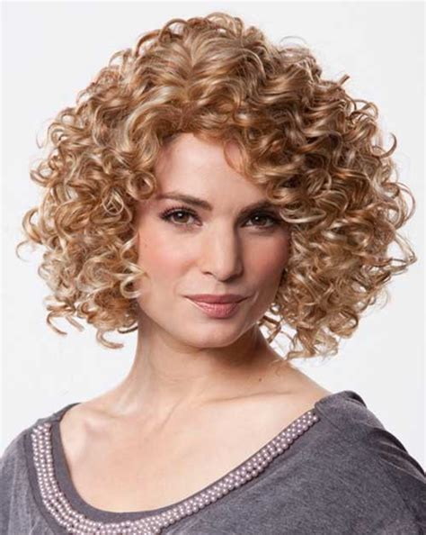 super curly short bob hairstyles bob hairstyles