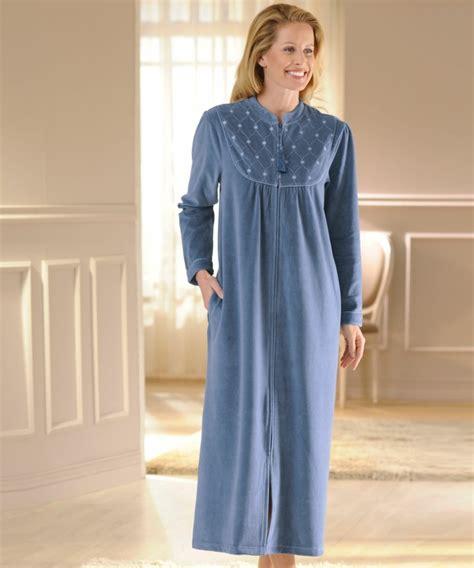 robe de chambre femme zipp la meilleure robe de chambre femme où la trouver