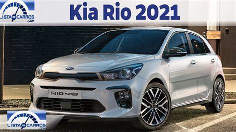 Kia rio и kia rio x (fb рестайлинг). Kia Rio Hatchback 2021:Una ligera actualización   Lista de ...