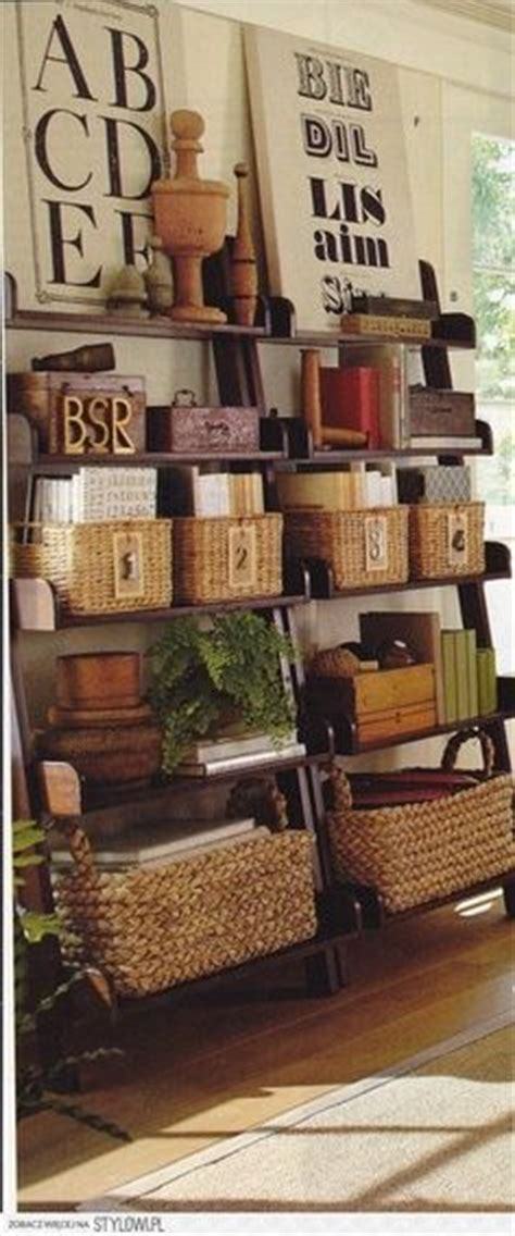 Decorating Bookshelves With Baskets by 1000 Images About Decorating With Baskets On