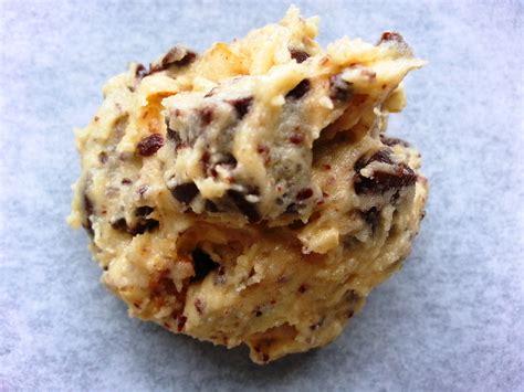 recette pate a cookie cookies chocolat et noix happycurio