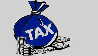 Tax Direct Collections Revenue Indirect July Income