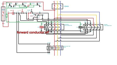 delta wiring diagram forward wiring diagram