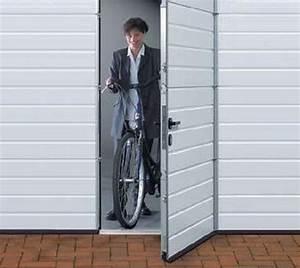 Telecommande Porte De Garage Hormann : porte de garage hormann avec portillon safelec ~ Dailycaller-alerts.com Idées de Décoration
