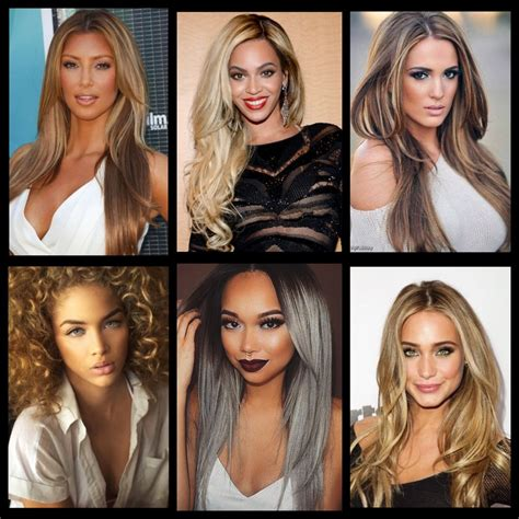 Best Hair Colors For Hair by Best Hair Color For Skin Tone By Brenda Valdez Musely