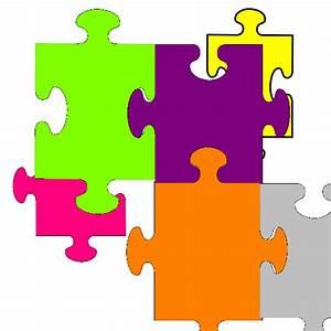 Jigsaw Template - ClipArt Best