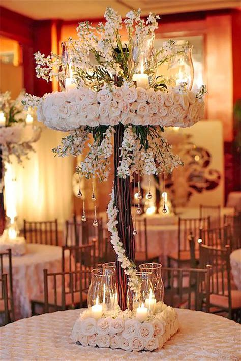 39 gorgeous tall wedding centerpieces party tables