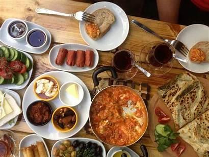 Turkish Turkey Traditional Foods Eat Try Breakfast
