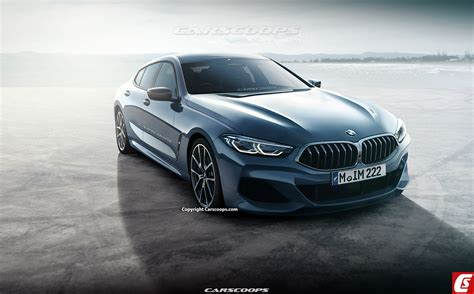 Bmw Coupe 2020 by 2020 Bmw 8 Series Gran Coupe What It Ll Look Like And