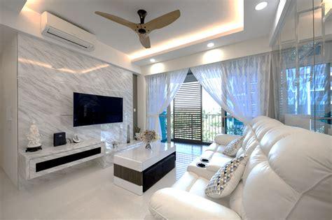 Modern Interior Design by White Clean And Modern Interior Design
