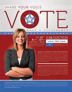 best political flyer templates seraphimchris graphic With campaign mailer template