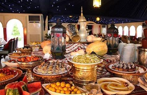 Ramadan Food Image by 7 Essential Ramadan Foods From Around The World
