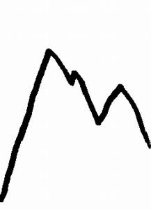 Mountain Line Art - Cliparts.co