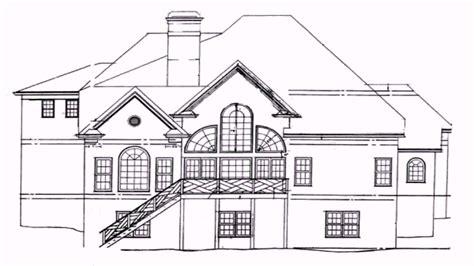 house elevation drawing interior design