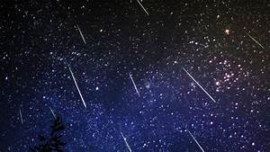 Meteor shower to light up midnight skies today — Features ...