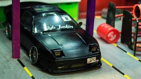 Missile Nissan 200sx Type-x