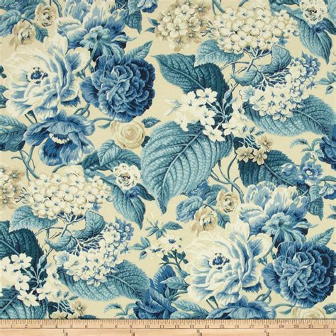 l shade fabric material waverly sun n shade garden party porcelain discount