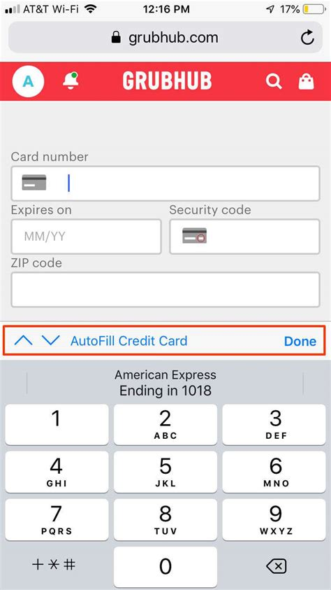 Sometimes you need to query information about your personal credit card number, but forget to bring your card with you. How to save and use your credit card info on your iPhone | The iPhone FAQ
