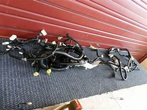 03 04 05 Nissan 350z Touring Lh Interior Wire Harness