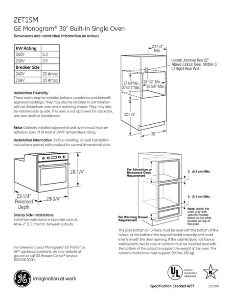 oven users guides oven page
