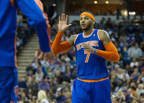 NBA Rumors: The Carmelo Anthony Math Exam!