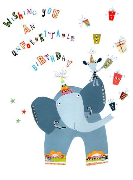 elephants images  pinterest happy birthday