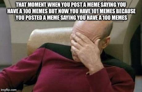 Picard Facepalm Meme - captain picard facepalm meme imgflip