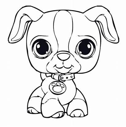 Coloring Puppy Pages Printable Getcolorings