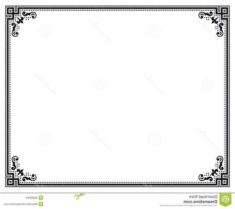 free certificate borders flow chart printable