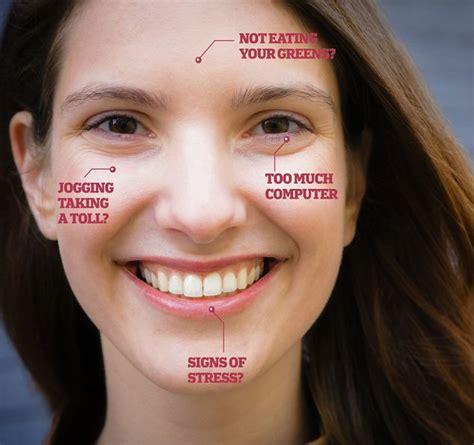 health warnings written   face  overdoing