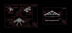 Steel Roof DWG Detail for AutoCAD • Designs CAD
