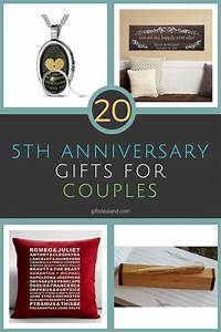 20 great 5th wedding anniversary gift ideas for couples With 5th wedding anniversary gifts for her