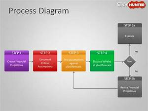 free process flow diagram template for powerpoint With free work process flow chart template
