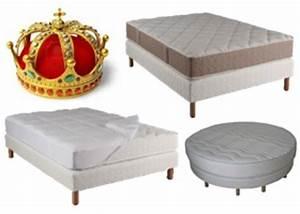 Lit King Size 200x200 : lit king size lit rond fr literie king size ~ Teatrodelosmanantiales.com Idées de Décoration