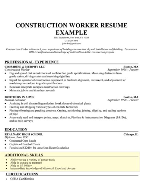 How To Write A Skills Section For A Resume  Resume Companion. Software Testing Resume For Fresher Doc. Social Worker Resume Example. Resume Accomplishments Sample. Profile On Resume Sample. Catering Resume Samples. Where To Add Volunteer Work On Resume. Zillion Resumes. Technical Architect Sample Resume