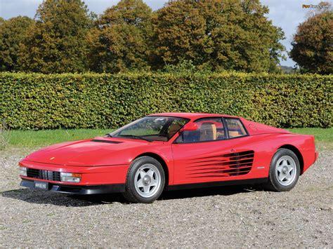 Ferrari 512 Testarossa 1984–87 wallpapers (1280x960)