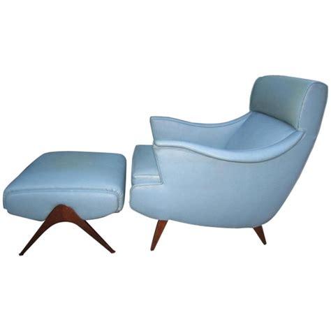kagan mid century modern chaise lounge chair photo 18