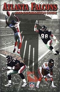 Nfl Media Guide  Atlanta Falcons  2000