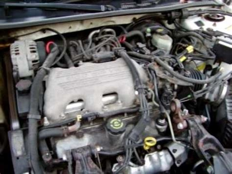 2003 Buick 3 1 Engine Diagram by Cold Start 1999 Buick Century Custom 3 1 V6