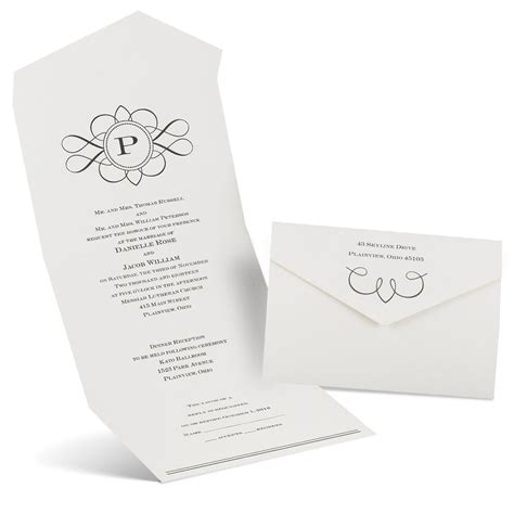 love declared seal  send invitation anns bridal bargains