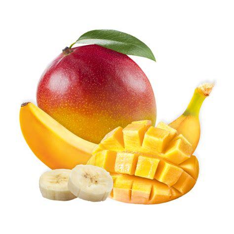 Mango-banānu smūtijs 280ml - Gutta