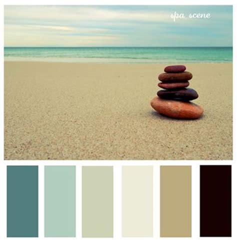 Spa Bathroom Color Schemes by Best 25 Spa Colors Ideas On Spa Paint Colors