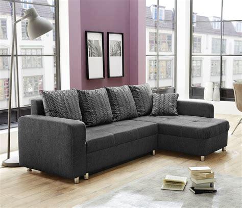 canape lyon canapé d 39 angle lyon noir gris sb meubles discount