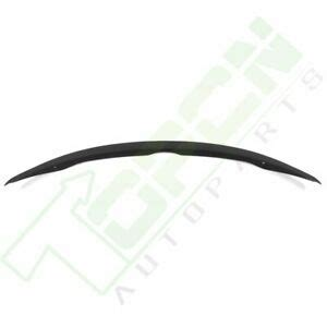 Black Unpainted Trunk Rear Spoiler Wing For 2014 INFINITI ...