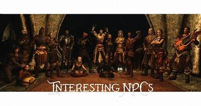 Npcs Interesting Skyrim Follower Mods Wikia Elder