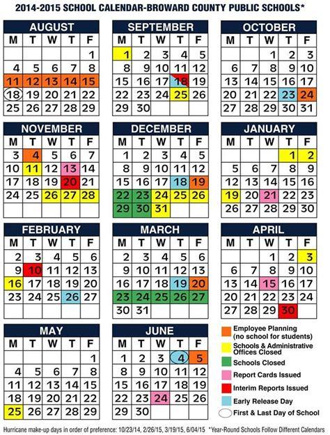 broward county schools calendar broward schools broward