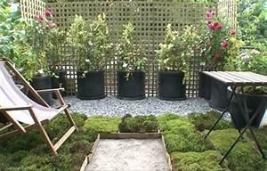 decoration terrasses jardins With decoration jardins et terrasses