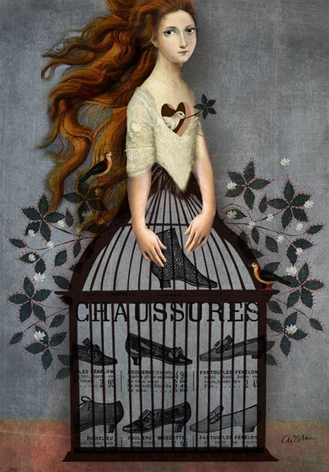 Catrin Welz Stein Surrealist Digital Painter Tutt Art
